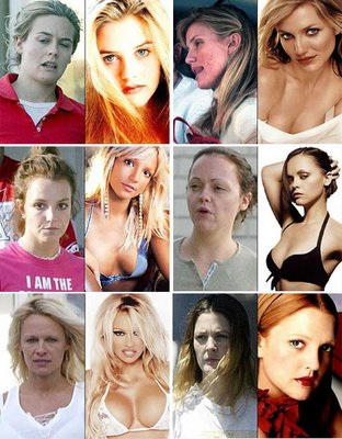 celebraties without makeup. celebrities without makeup